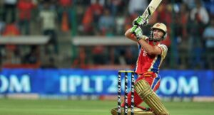 Mr 360 degree Player in cricket