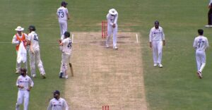 Rohit Sharma Does Shadow Practice