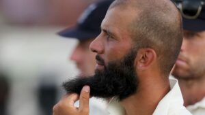 Moeen Ali tests Covid-19 positive